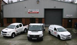 lasercentre Stockport premises