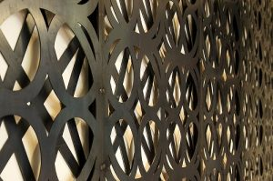 laser metal cutting and architectural metalwork